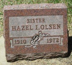 Hazel I Olsen