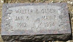 Walter E Olsen