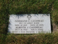 Normand E Gaudreau