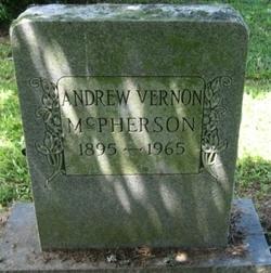 Andrew Vernon McPherson