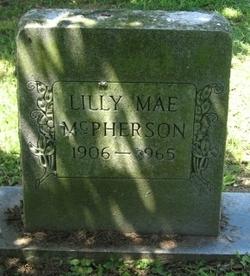 Lilly Mae McPherson