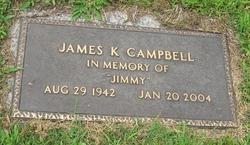 "James K. ""Jimmy"" Campbell"
