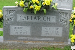Shelton T. Cartwright