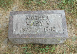 Mary <I>Vetterly</I> Schrader