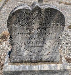 Owen Guy Hunter