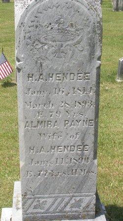 Horace A. Hendee