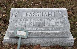 Sarah Ruth <I>Coleman</I> Bassham