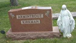 """Mary A. """"Aggie"""" <I>Collins</I> Armintrout"""