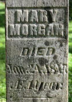 Mary Elizabeth Morgan
