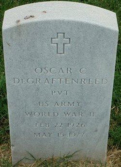 Oscar C DeGraftenreed