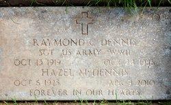 Raymond C Dennis