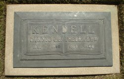 Frederick William Kendell