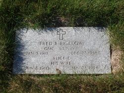Fred B Bigelow