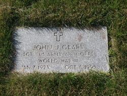 John J Geary
