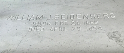 William James Seidenberg
