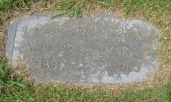 Dr Joseph Ray Spencer