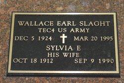 Wallace Earl Slaght