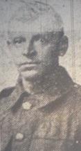 Pvt Charles Kay