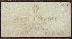 Jasper J Denney
