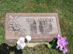 John Adamsky
