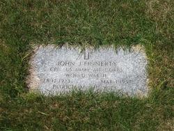 John J Finnerty