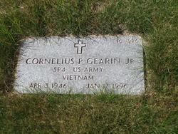 Cornelius P Gearin, Jr