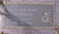 Clarissa A. Anderson