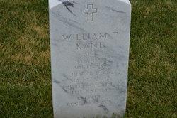 William T Kane