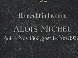 Alois Michel
