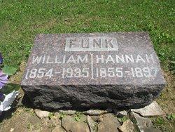 Hannah <I>Runnells</I> Funk