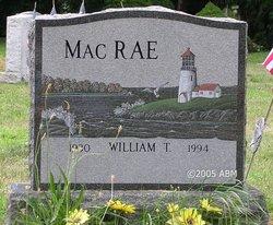William Thomas MacRae, Jr