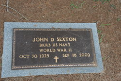 John D Sexton