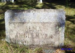Alma <I>Tavernier</I> Anglemyer