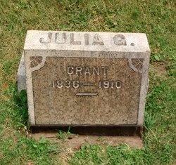 Julia Green <I>Foster</I> Grant
