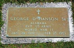 George Dewey Hanson Sr.