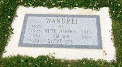 Ruth <I>Dimock</I> Wandrei