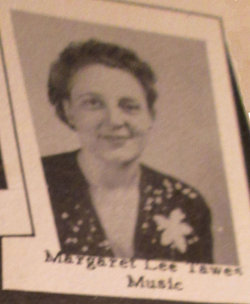 Margaret Lee <I>Nelson</I> Tawes