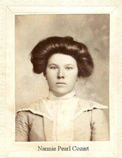 Nannie Pearl <I>Cozart</I> Fuller