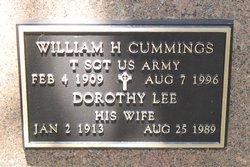 William H Cummings