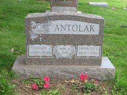 Stanley Joseph Antolak, Sr