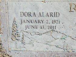 Dora <I>Alarid</I> Rivera