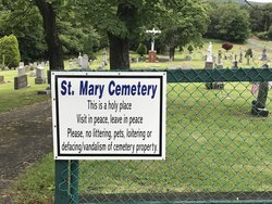 Saint Mary's Slovak Catholic Cemetery