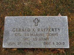 "Gerald K. ""Pete"" Rafferty"