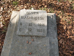 Oliver Washington