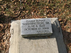 Isaiah Sonny Washington, Sr