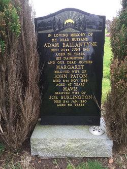 Adam Ballantyne