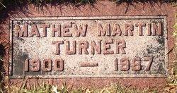 Mathew Martin Turner