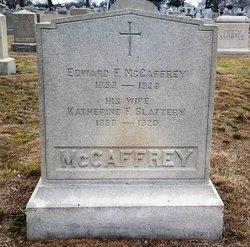 Katherine F. <I>Slattery</I> McCaffrey