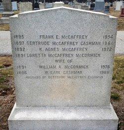 K. Agnes McCaffrey