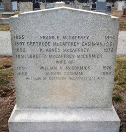 W. Earl Cashman